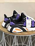 Adidas Lexicon Future Black Purple (Фиолетовый), фото 3