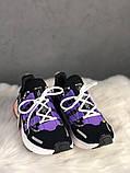 Adidas Lexicon Future Black Purple (Фиолетовый), фото 4
