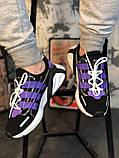 Adidas Lexicon Future Black Purple (Фиолетовый), фото 5