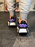 Adidas Lexicon Future Black Purple (Фиолетовый), фото 6