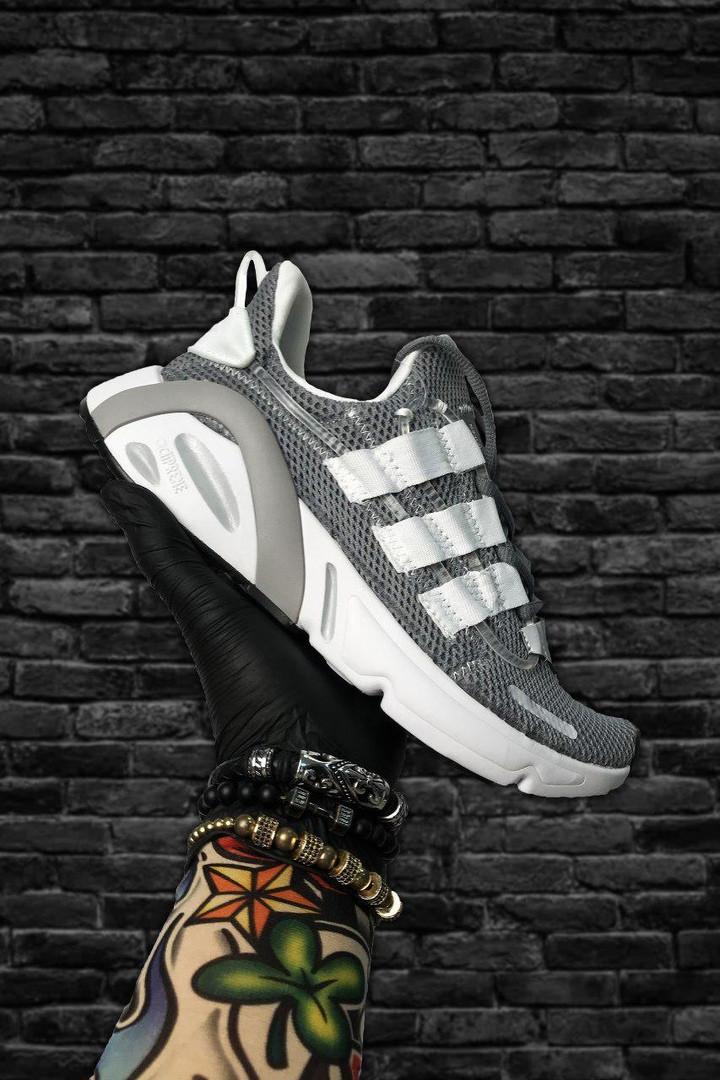 Adidas Lexicon Future Gray White (Серый)