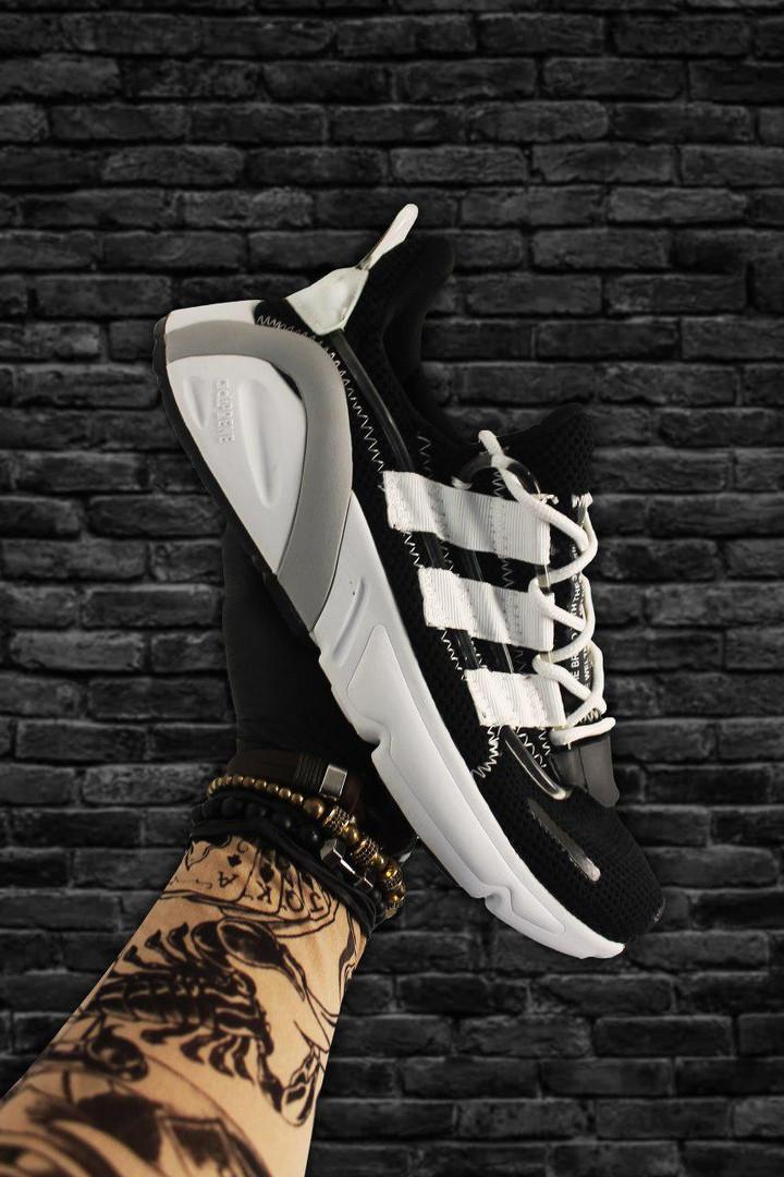 Adidas Lexicon Future Black White (Черный)