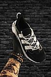 Adidas Lexicon Future Black White (Черный), фото 2