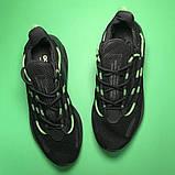 Adidas Lexicon Future Black Green (Черный), фото 2