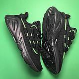 Adidas Lexicon Future Black Green (Черный), фото 3