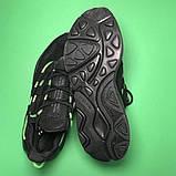 Adidas Lexicon Future Black Green (Черный), фото 5