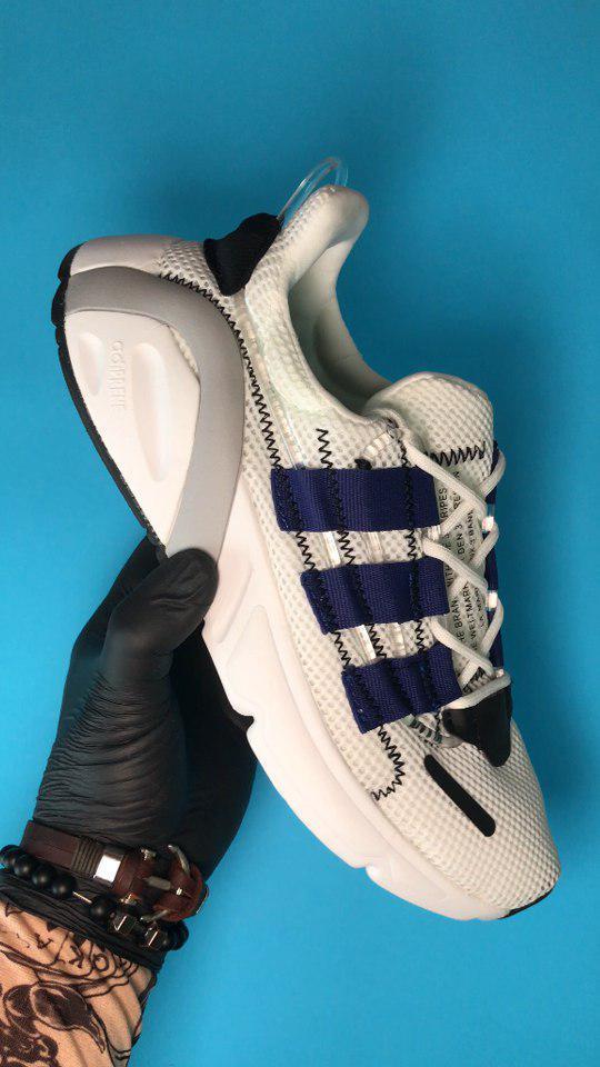 Adidas Lexicon Future White Blue (Белый)