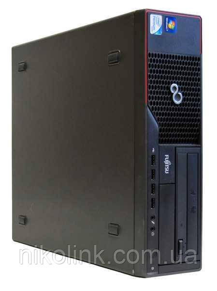 Компьютер Fujitsu Esprimo E720 Slim (i3-4130 / память 4GB / диск HDD 500GB) – Б/У