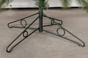 Ель искусственная литая комбинированная 250 см Зеленая, фото 3