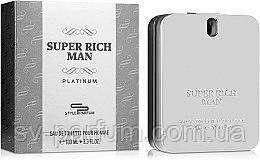 Туалетная вода мужская Super Rich Man Platinum 100ml