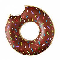 Пляжный коврик Donut brown DTMA