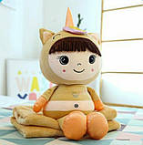 Плед детский + игрушка  и подушка 3в1 оптом, фото 3