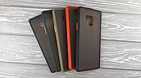 TPU чехол MATT для Samsung Galaxy Note 9