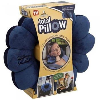 Універсальна подушка-трансформер Total Pillow