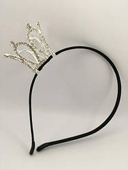 Обруч с короной