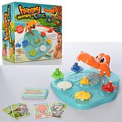 Настольная игра Голодный крокодил Hungry Croc