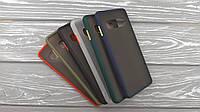 TPU чехол MATT для Samsung Galaxy S10 Plus