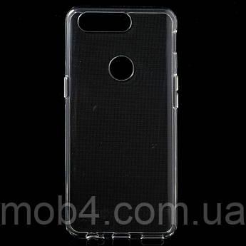 Прозорий силіконовий чохол для OnePlus 5 T