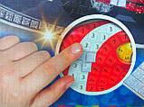 Мозаичные часы Тачки (Сделай Сам), ТМ Danko Toys, фото 2
