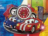 Мозаичные часы Тачки (Сделай Сам), ТМ Danko Toys, фото 8