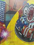 Мозаичные часы Тачки (Сделай Сам), ТМ Danko Toys, фото 9