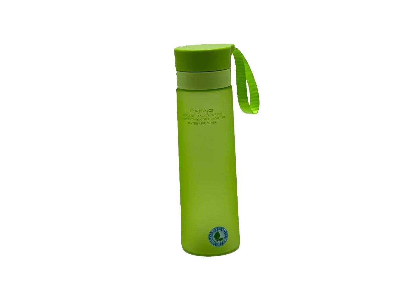 Пляшка для води CASNO 700 мл KXN-1156 Зелена