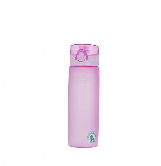 Пляшка для води CASNO 650 мл KXN-1157 Фіолетова