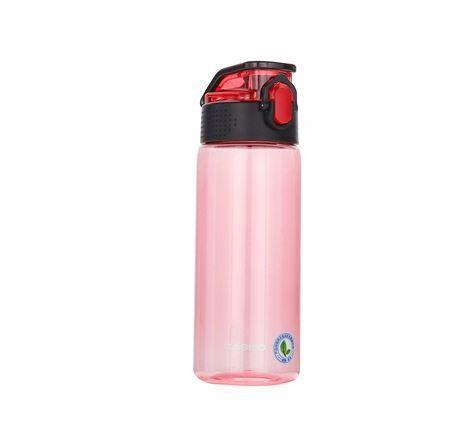 Пляшка для води CASNO 550 мл KXN-1215 Червона