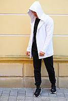 Мужская мантия молодежная белая турецкая ткань, мягкая и приятная к телу