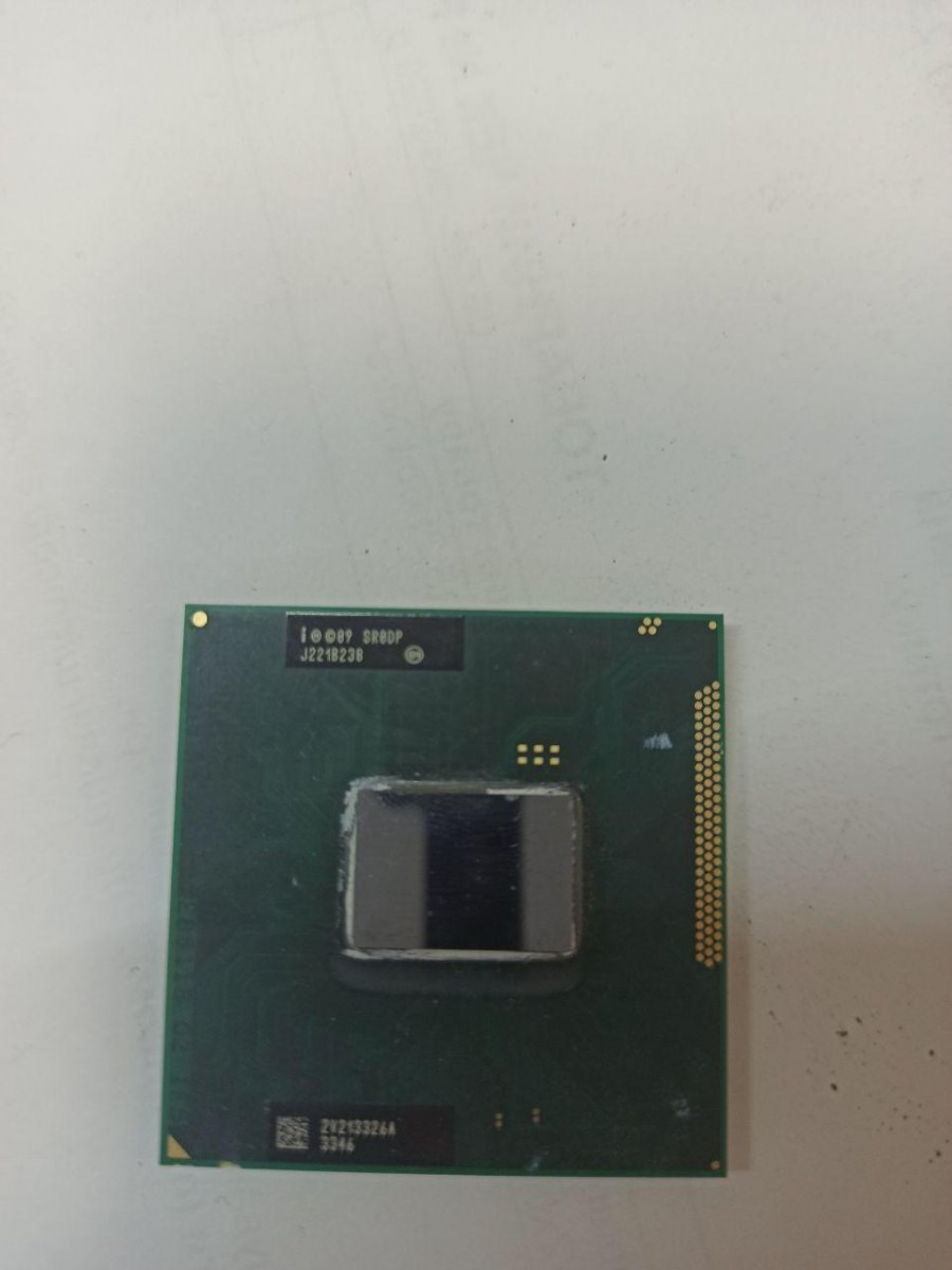 Двохядерний процесор Intel Core i3-2370M, SR0DP, б/в