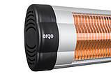 Инфракрасный обогреватель Ergo HI 1625 на телескопической ножке, фото 5