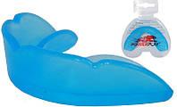 Капа боксерська PowerPlay 3304 JR Синя, фото 1
