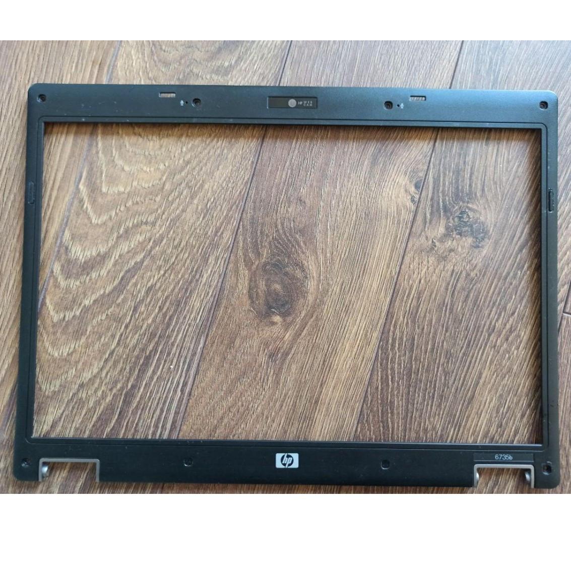 """Рамка матриці для ноутбука HP Compaq 6735b, 15.4"""", 6070b0233001, 48736-001, б/в. В хорошому стані, без"""