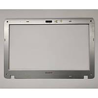 Рамка матриці для ноутбука Sony VAIO PCG-31311M, 41.4KK01.012-1, б/в. Зламані заглушки, та одне кріплення, є