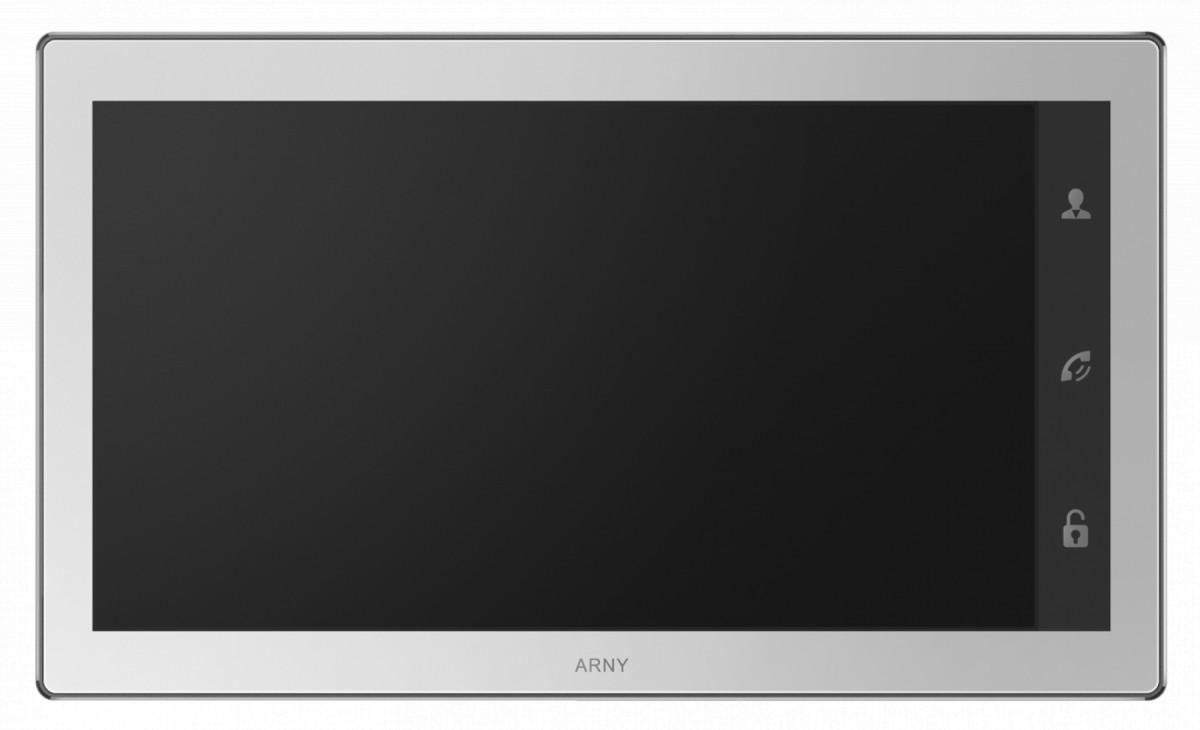 IP видеодомофон ARNY AVD-1060 2MPX WiFi White