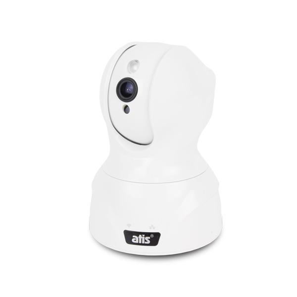 IP-видеокамера поворотная 2 Мп с Wi-Fi ATIS AI-362 для системы видеонаблюдения