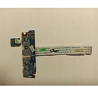 Кнопка включення, для ноутбука Acer Aspire 5741G, 5551, Emachines E640, Packard Bell PEW96, LS-5893P,