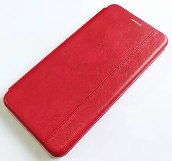 Чехол книжка Momax New для Realme 5, 5s, 5i Красный