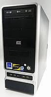 Системний блок BTC, Intel, 3gb, HDD 160gb, Geforce 9500GT,
