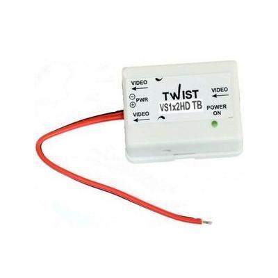 Распределитель видеосигнала Twist-VS1x2-HD-TB