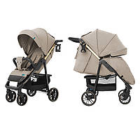 Детская прогулочная коляска CARRELLO Echo CRL-8508/2 + дождевик