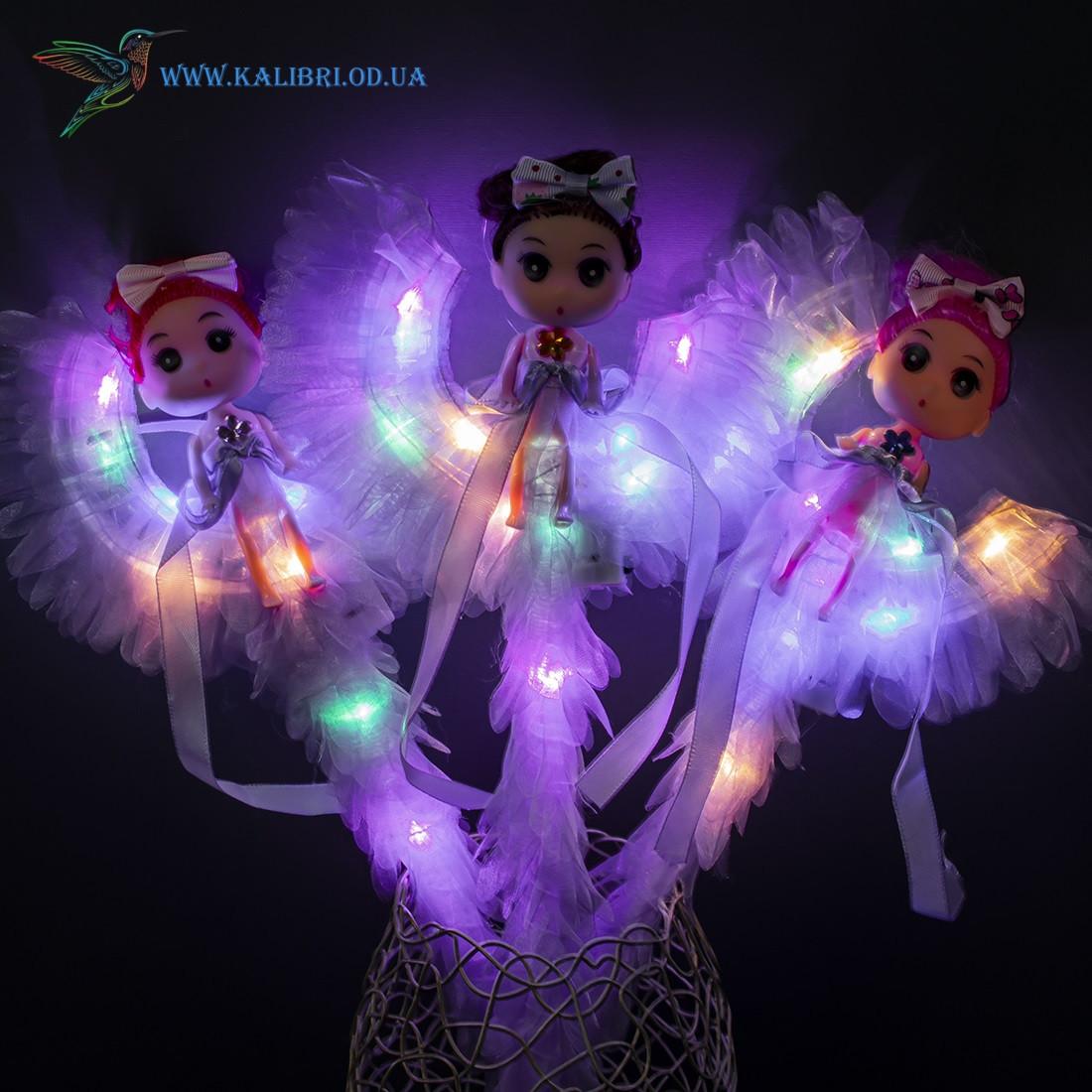 Светящиеся палочки Девочки на Луне светяшки фиолетовые