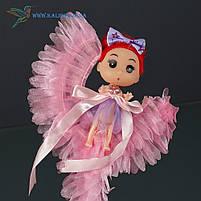 Светящиеся палочки Девочки на Луне светяшки розовые, фото 2