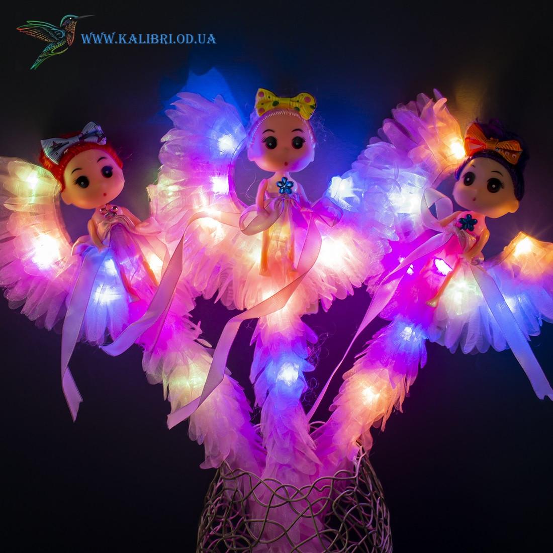 Светящиеся палочки Девочки на Луне светяшки розовые