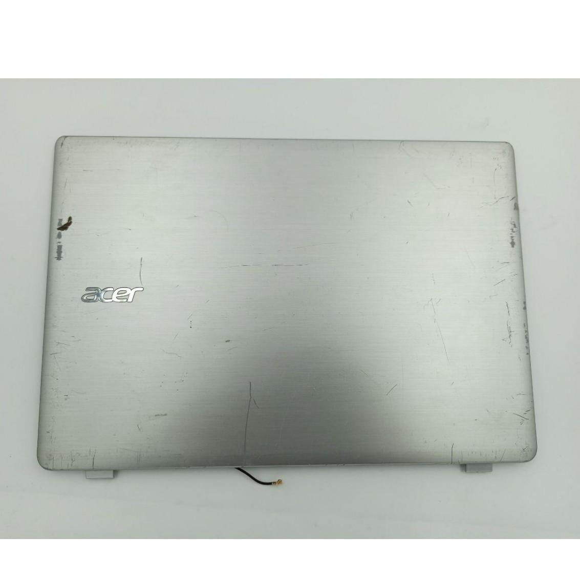"""Кришка матриці для ноутбука Acer Aspire V5-122, MS2377, 11.6"""", wis604lk09002, б/в. Кріплення цілі, присутні"""