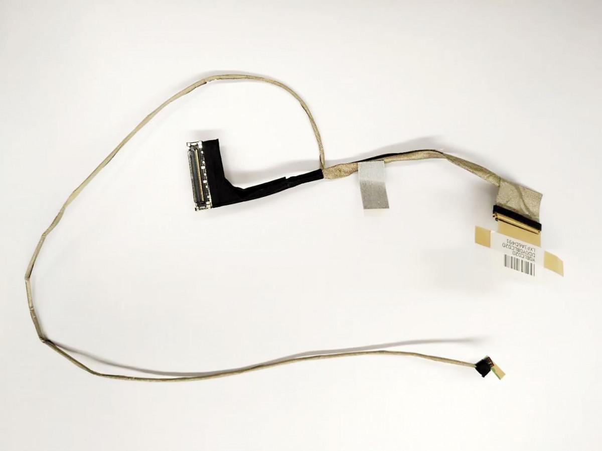 Шлейф матриці для ноутбука HP Stream 14-P080no, dd0y08lc020, б/в, в хорошому стані, без пошкоджень.