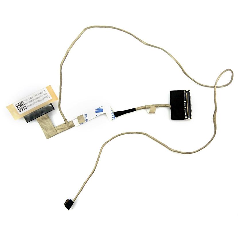 Шлейф матриці для ноутбука Lenovo Ideapad Y50-70, dc02001yq00, б/в, в хорошому стані, без пошкоджень.