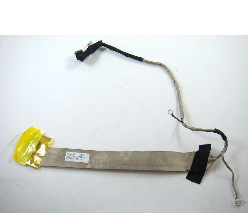 Шлейф матриці для ноутбука SONY VAIO PCG-7134M, 073-0001-3757_a, б/в, в хорошому стані, без пошкоджень.