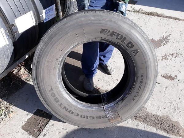 Шины б.у. 285.70.r19.5 Fulda Regiocontrol Фулда. Резина бу для грузовиков и автобусов