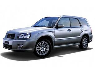 Subaru Forester 2 2002-